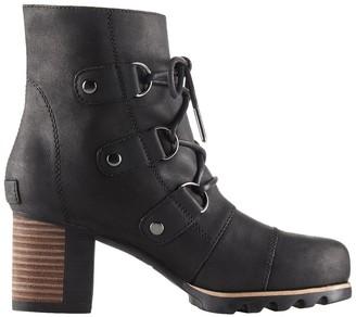 Sorel Addington Lace Leather Boot