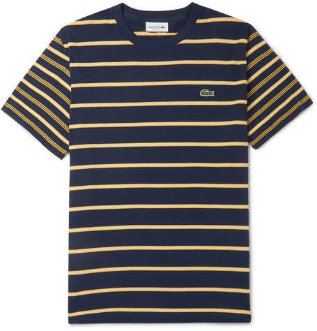 3356a099 Striped Pima Cotton-Jersey T-Shirt