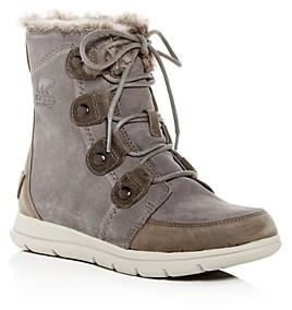 Sorel Women's Explorer Joan Waterproof Cold-Weather Boots