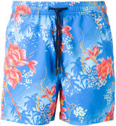 Etro floral print swim shorts - men - Nylon - S