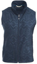 Woolrich Women's Printed Andes Vest