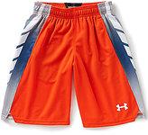 Under Armour Big Boys 8-20 Select Color Block Shorts
