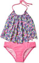 Old Navy Ruffle Floral-Print Tankini for Girls