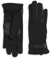 Echo Thinsulate Leather Accented Gloves