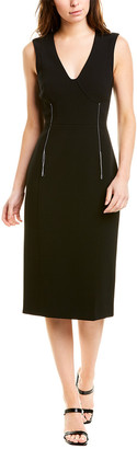 Jason Wu Collection Compact Crepe Sheath Dress