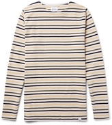Norse Projects - Godtfred Slim-fit Striped Cotton T-shirt