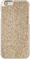 MICHAEL Michael Kors Glitter Snap-On iPhone 6 Cover