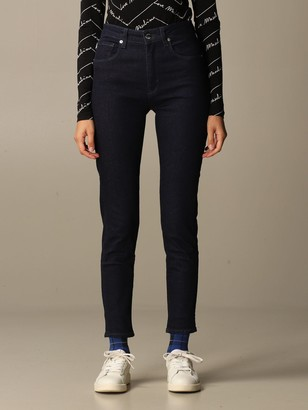 Love Moschino Jeans With 5 Pockets