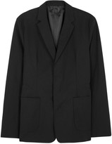 Plac Black Cotton Blend Jacket