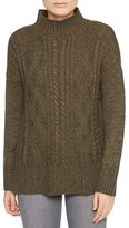 Sanctuary Women's The Wonderer Mock Neck Sweater