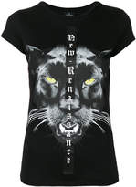 Marcelo Burlon County of Milan panther print T-shirt