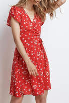 Velvet Amaury Wrap Dress