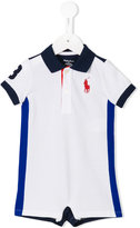 Ralph Lauren polo shortie - kids - Cotton - 3 mth