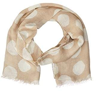 Roda scarf makeup/white