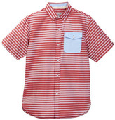 Sovereign Code Boyd Striped Shirt (Big Boys)