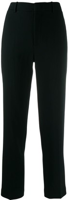 Joseph Coman stretch cropped trousers