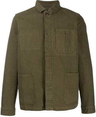 Barbour Patch Pocket Jacket