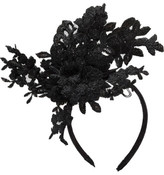 Gregory Ladner Cut Lace On Headband