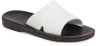 Jerusalem Sandals Bashan Open Toe Slide