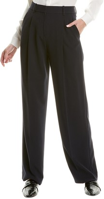 Theory Regent Pleated Trouser