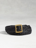 John Varvatos Artisan Braid Belt