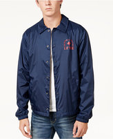 Lrg Men's Inspire Graphic-Print Coach Jacket