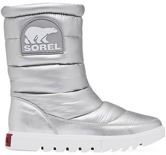Sorel Joan of Arctic Next Lite Padded Metallic Boots