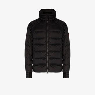 Canada Goose HyBridge feather down padded jacket