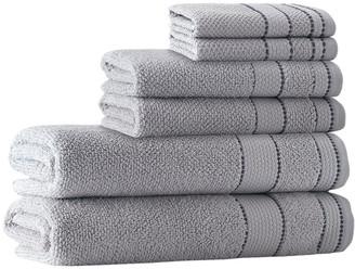 Enchante Home Monroe 6Pc Turkish Towel Set