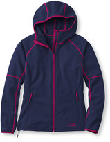 L.L. Bean Women's Bean's ProStretch Fleece Jacket, Hooded