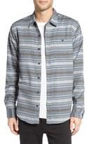 Ezekiel Men's Ezekial Zuma Regular Fit Stripe Shirt