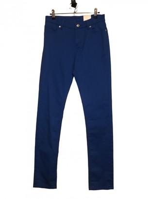 Lacoste Blue Denim - Jeans Jeans for Women