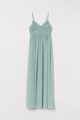 H&M Long Dress - Green