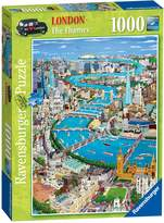 Ravensburger London The Thames 1000 Piece Puzzle