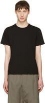 Rick Owens Black Short Level T-Shirt