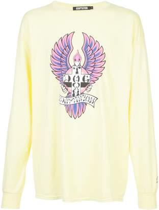 Adaptation The Birds Long Sleeve Vintage T-shirt