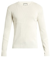 Wooyoungmi Crew-neck knit sweater