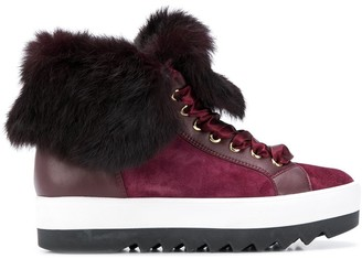 Högl Lace-Up Sneaker Boots
