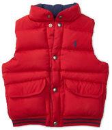 Ralph Lauren Boys 2-7 Reversible Quilted Jacket