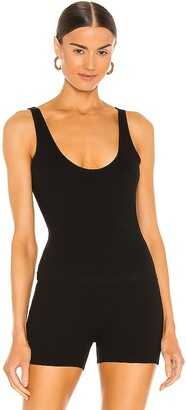 Leset Rio Fitted Scoop Neck Tank