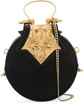 Okhtein mini Dome clutch bag