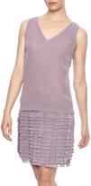 Monoreno Mono Reno Rust Lilac Dress