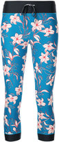 The Upside floral print compression leggings
