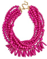 BaubleBar Women's Malibu Beaded Necklace