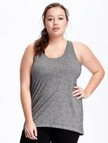 Old Navy Fitted Plus-Size Shelf-Bra Tank