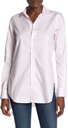 Frank And Eileen Grayson Relaxed Fit Long Sleeve Button Front Shirt