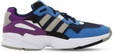 Adidas Originals Yung 96 Leather & Mesh Sneakers