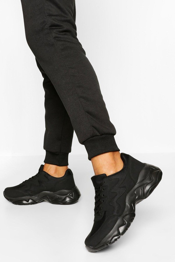 Chunky Sole Trainers   Shop the world's