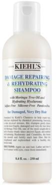 Kiehl's Damage Repairing & Rehydrating Shampoo, 8.4-oz.