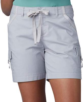 Lee Women's D-Ring Twill Cargo Shorts
